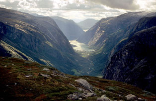 Hardangervidda, Norweg...